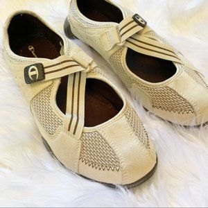 Champion Mary Jane Style White Doll Shoes